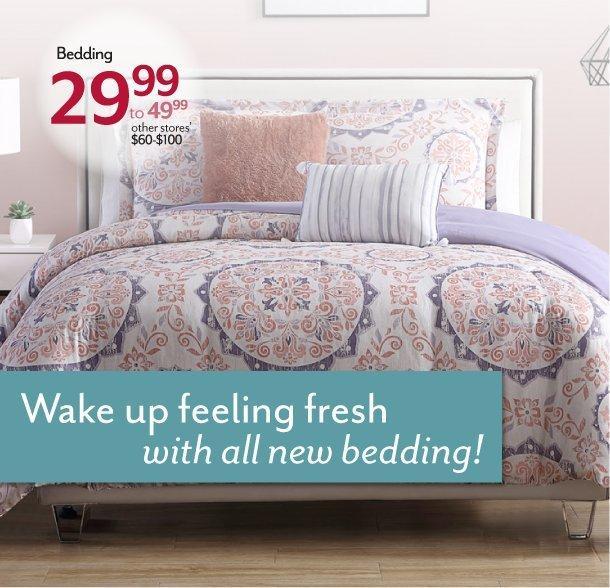 Shop Bedding at Burkes Outlet