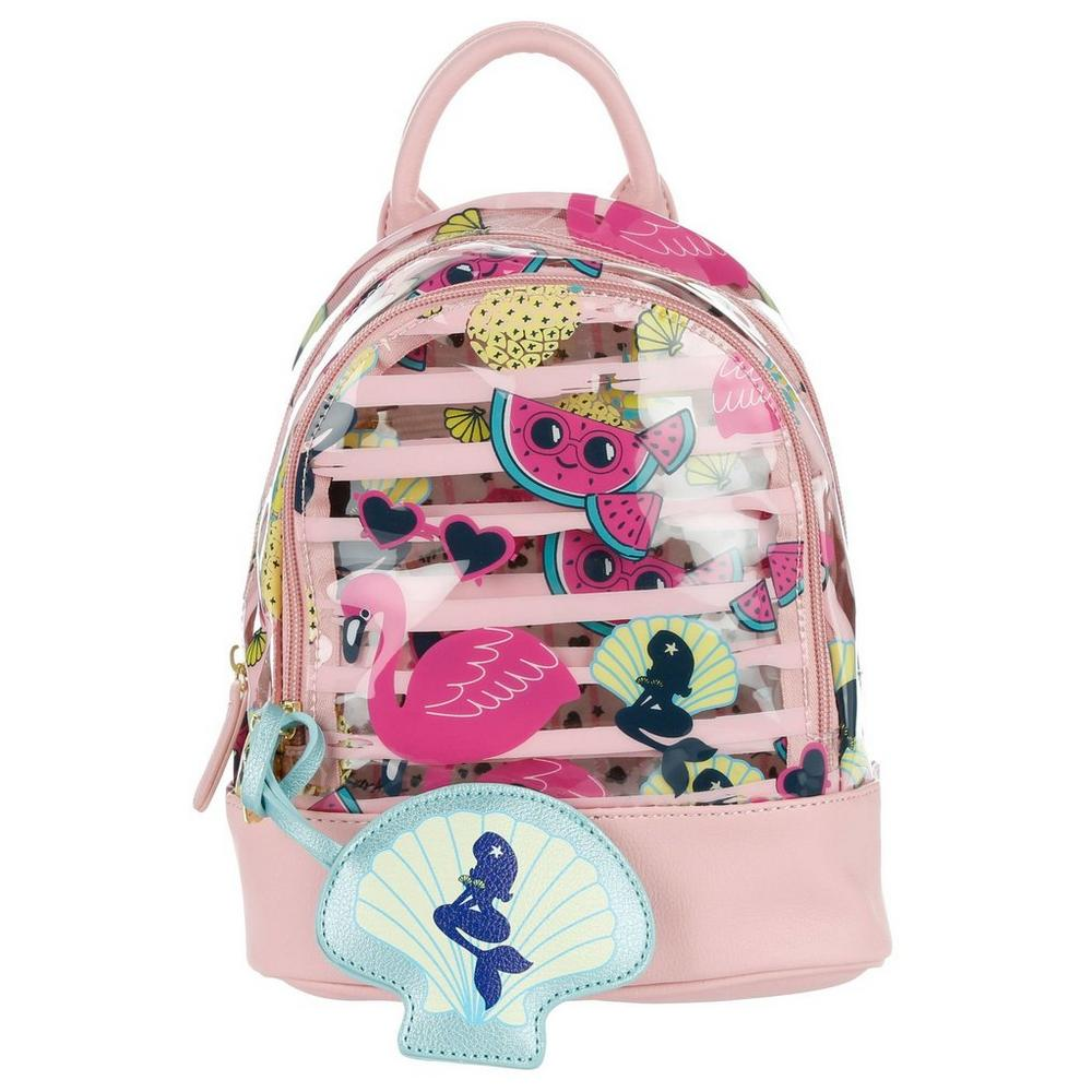 ad23066beb Flamingo Jellyy Fashion Backpack - Pink   Burkes Outlet