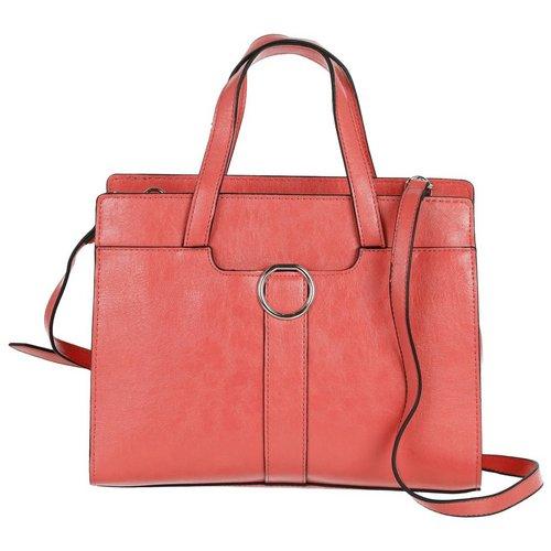 Add to bag. Ellie Satchel - Coral f7a551e1bd0dc