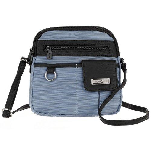 Add to bag. Multi Pocket Crossbody - Blue a8d2ca07e9