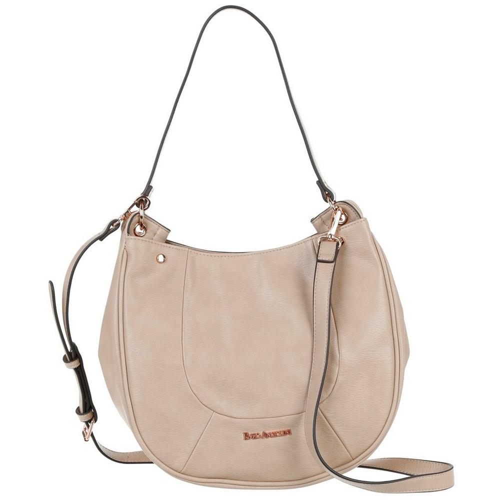 8b1d8fbe16 One-Strap Hobo Bag - Taupe