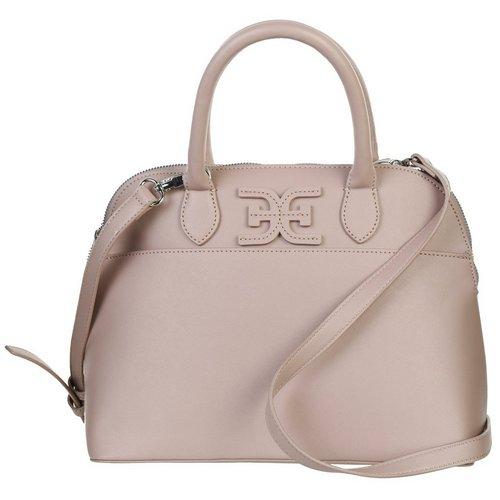 Add to bag. Bonnie Dome Satchel - Mauve 3c26f42e92b28
