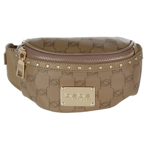 Add to bag. Alexis Monogram Fanny Pack - Taupe 11f1ff17ae