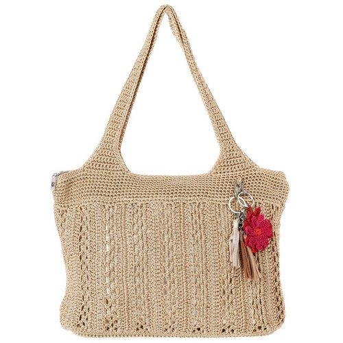 Crochet Tote - Beige eda8f4caa25da