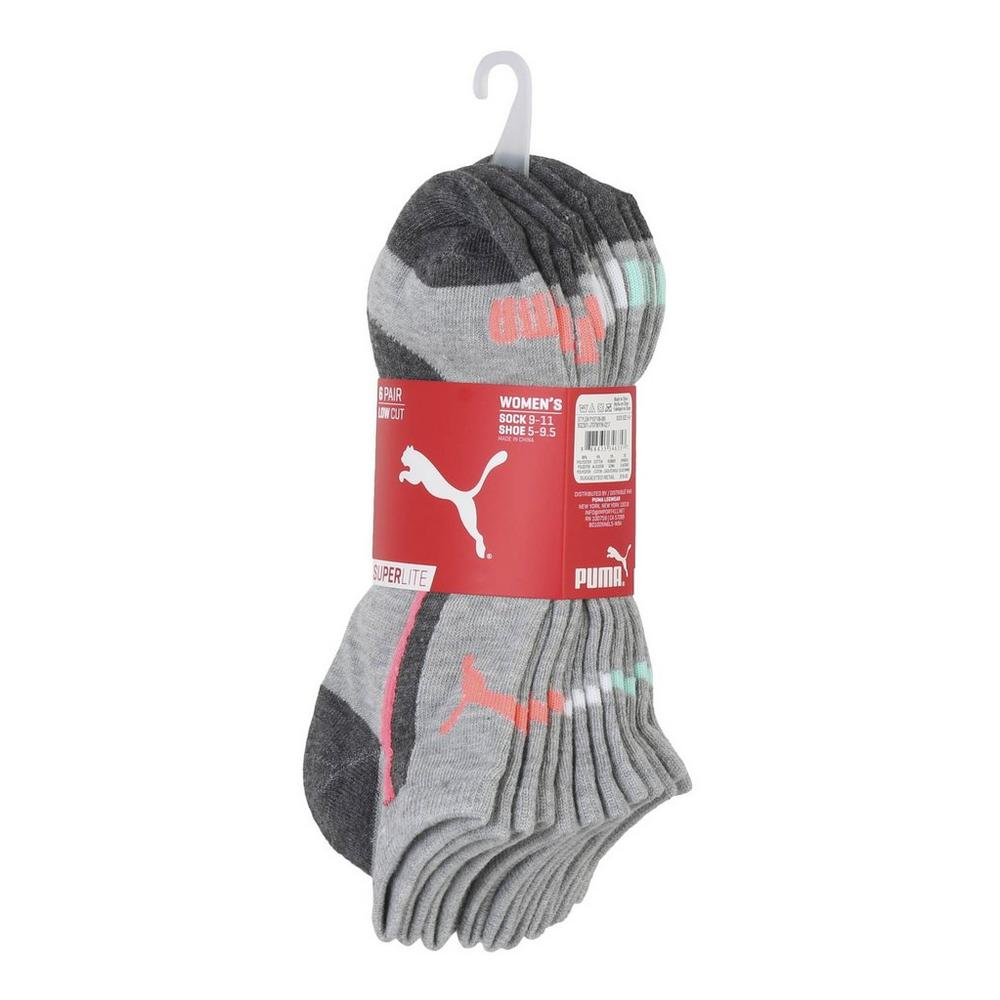 13302311c68 6 Pair Low Cut Socks