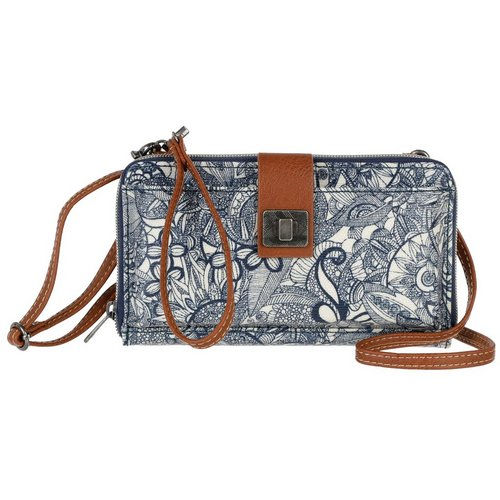 Spirit Desert Tech It Out Wallet On A String - Navy 108c4748ed42f