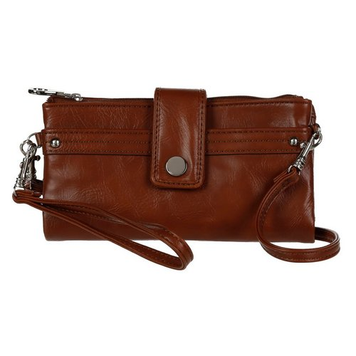 Add to bag. Vicky Wallet On A String - Cognac 640785eede970