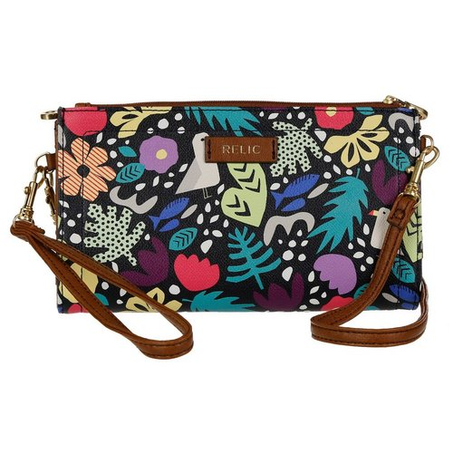 Dylan Floral Wallet On A String - Multi 5a147f98a4c2c