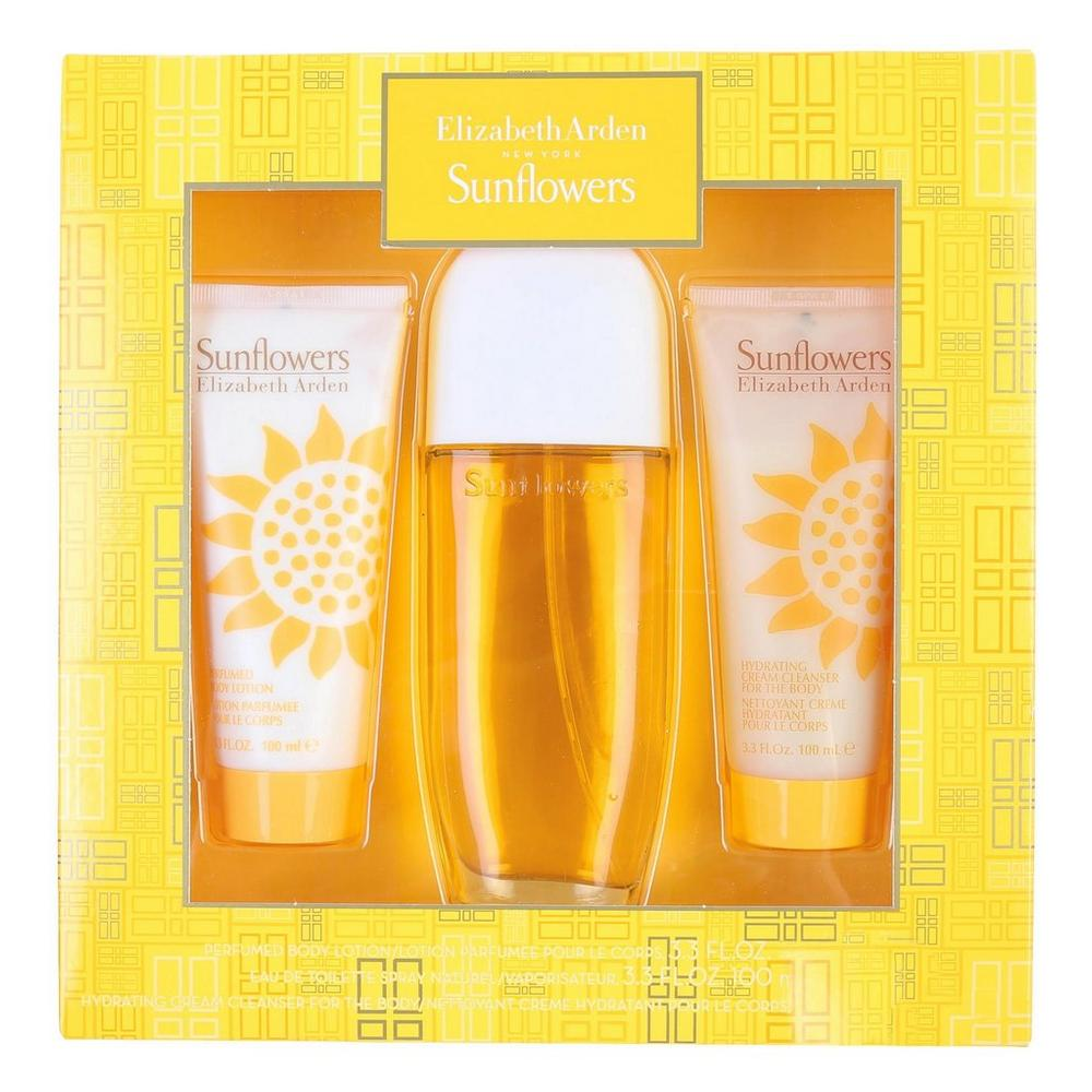 Her Her For Fragrance Sunflowers Set For Sunflowers hCsQdtr