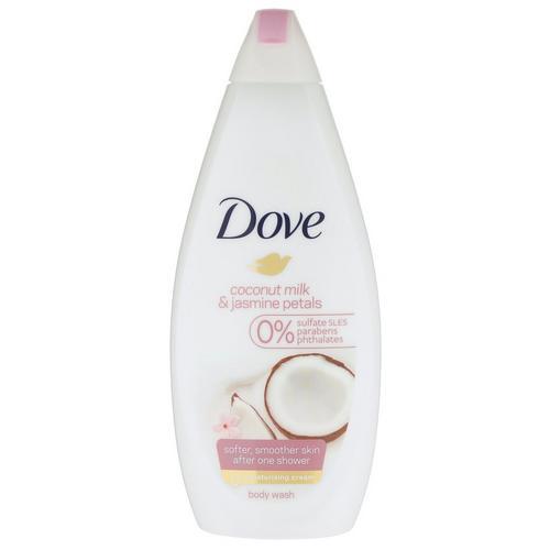 Coconut Milk Jasmine Petals Body Wash Burkes Outlet