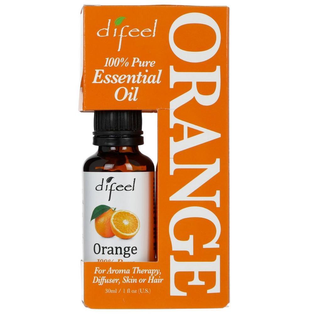 100% Pure Orange Essential Oil
