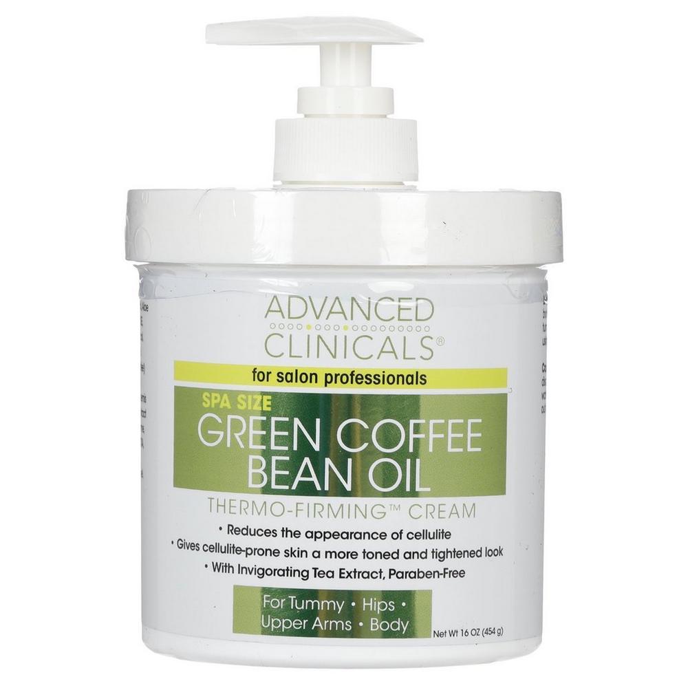 Green Coffee Bean Oil 16 Oz Firming Cream Burkes Outlet 1000