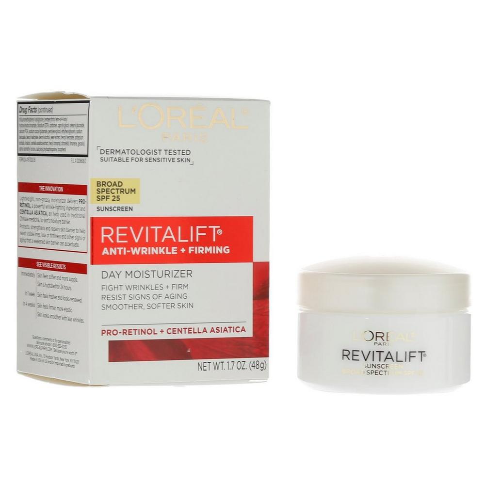 d2f784e634c Revitalift Anti-Wrinkle + Firming Day Moisturizer
