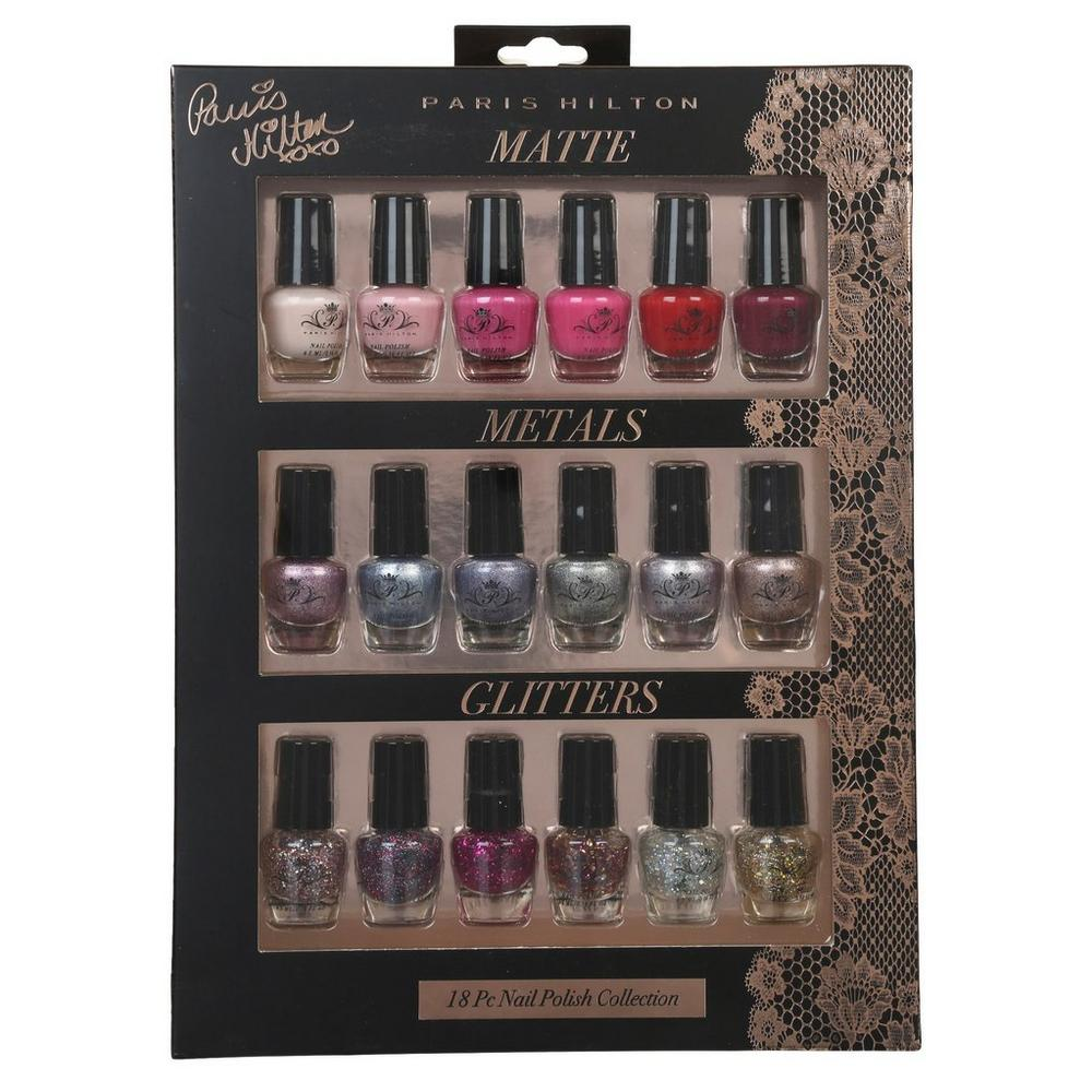 Nail Polish 18 Pc Collection | Burkes Outlet