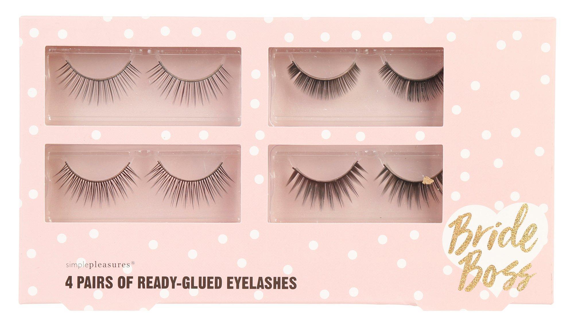 d6db096b208 Volumize Eye 5 Pr Premium Lashes Set | Burkes Outlet