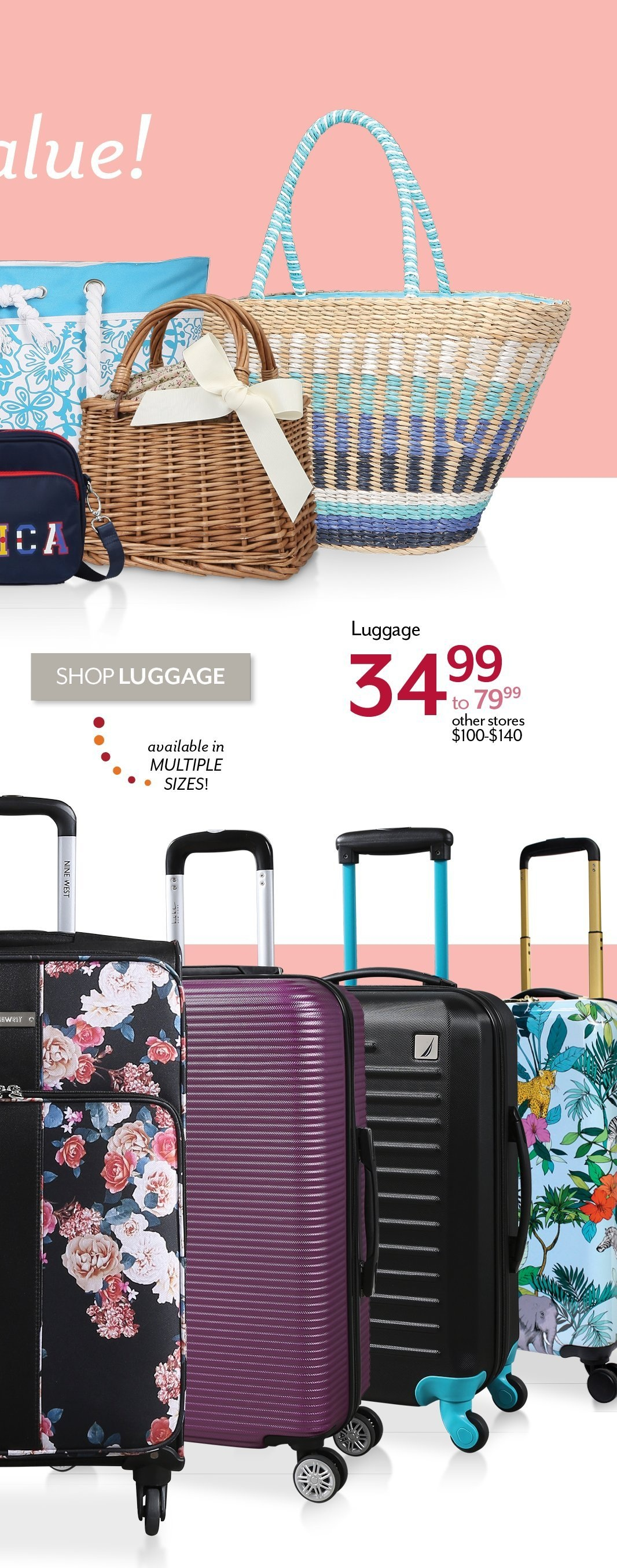 Shop Luggages