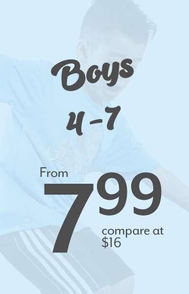 Boys 4-7