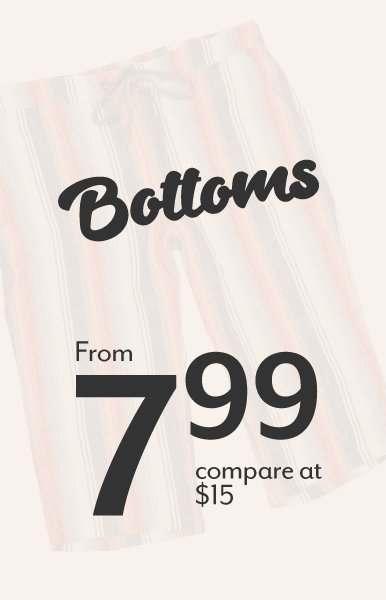 Plus Bottoms
