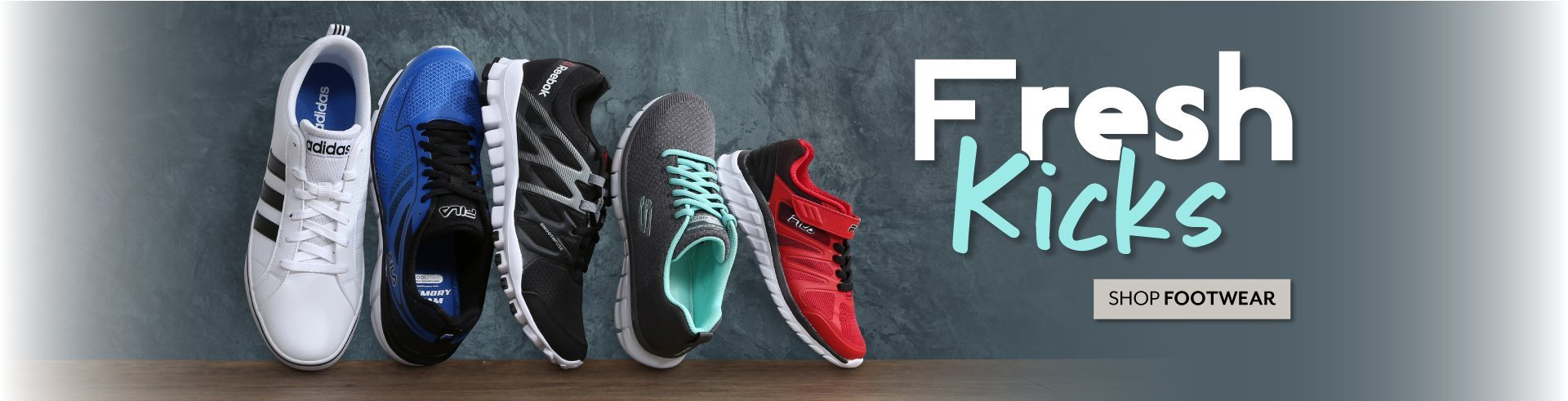 Fresh Kicks - Shop Back to School Shoes and Footwear at Burkes Outlet