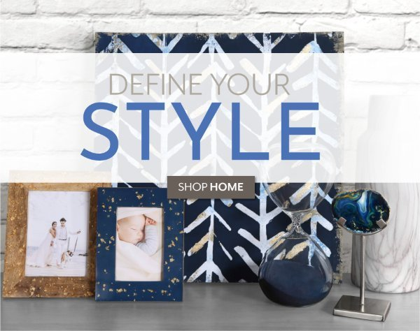 Define Your Style - Shop Home Decor and Accents at Burkes Outlet