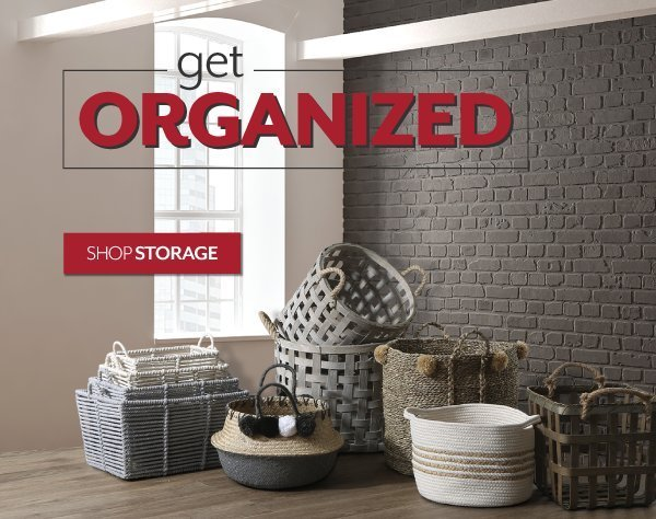 Get Organized - Shop Storage and Organization at Burkes Outlet