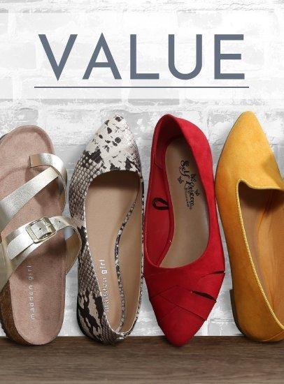 Shop Shoes at Burkes Outlet