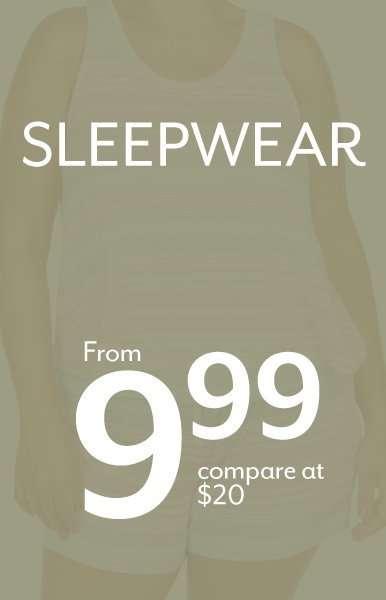 Plus Sleepwear