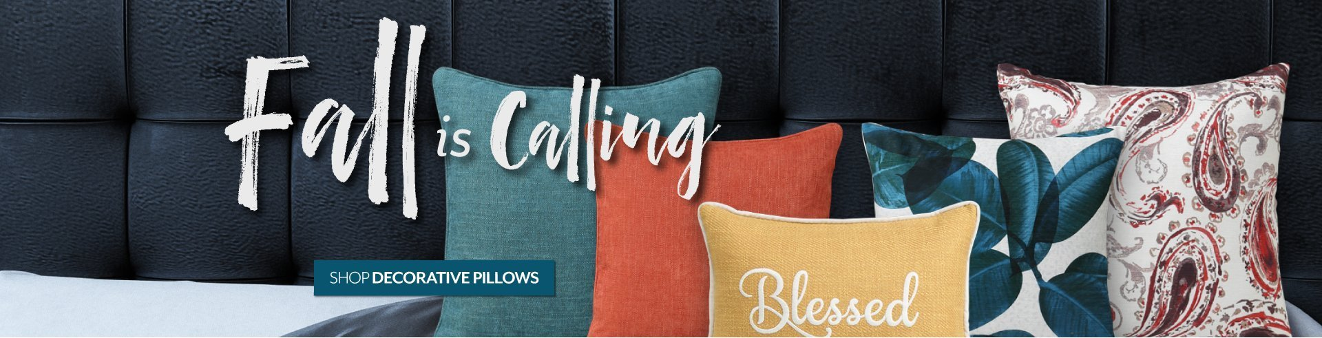Fall is Calling - Shop Decorative Pillows at Burkes Outlet