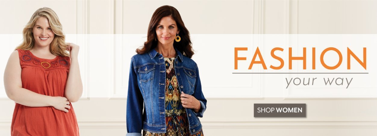 Shop Women's Fashion and Apparel at Burkes Outlet