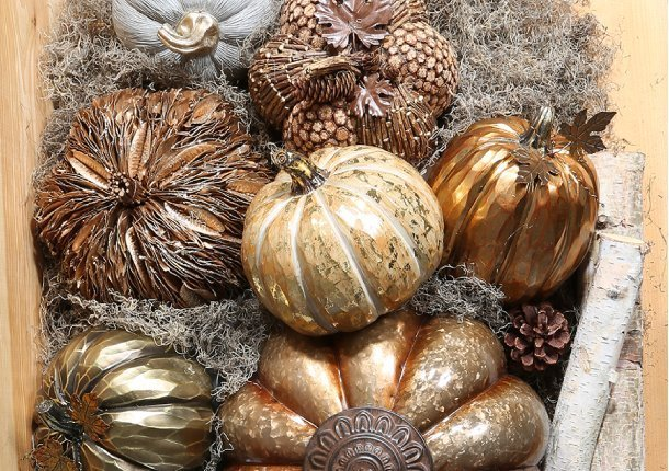 Shop Fall Decor at Burkes Outlet