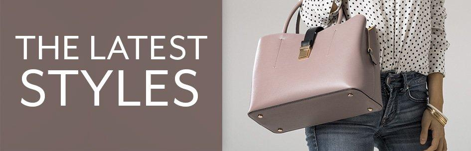 Fashion & Savings in Handbags & Purses at Burkes Outlet