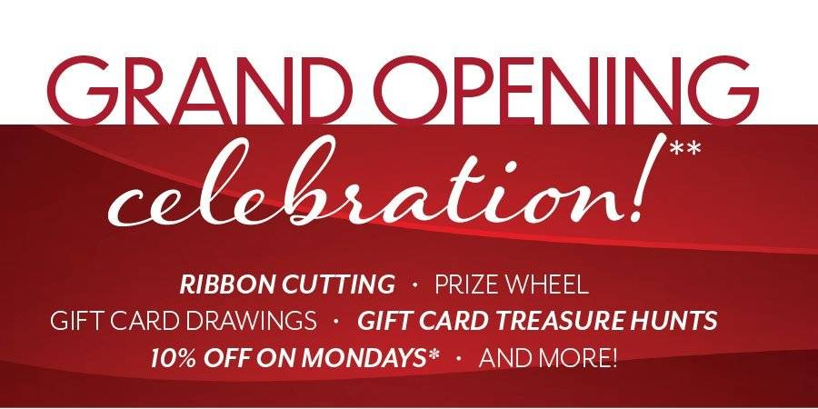 Grand Opening Celebrations at Burkes Outlet!