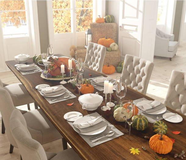 Shop fall and harvest home decorations at Burkes Outlet.