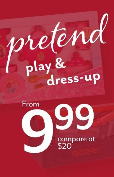 Pretend Play & Dress-Up