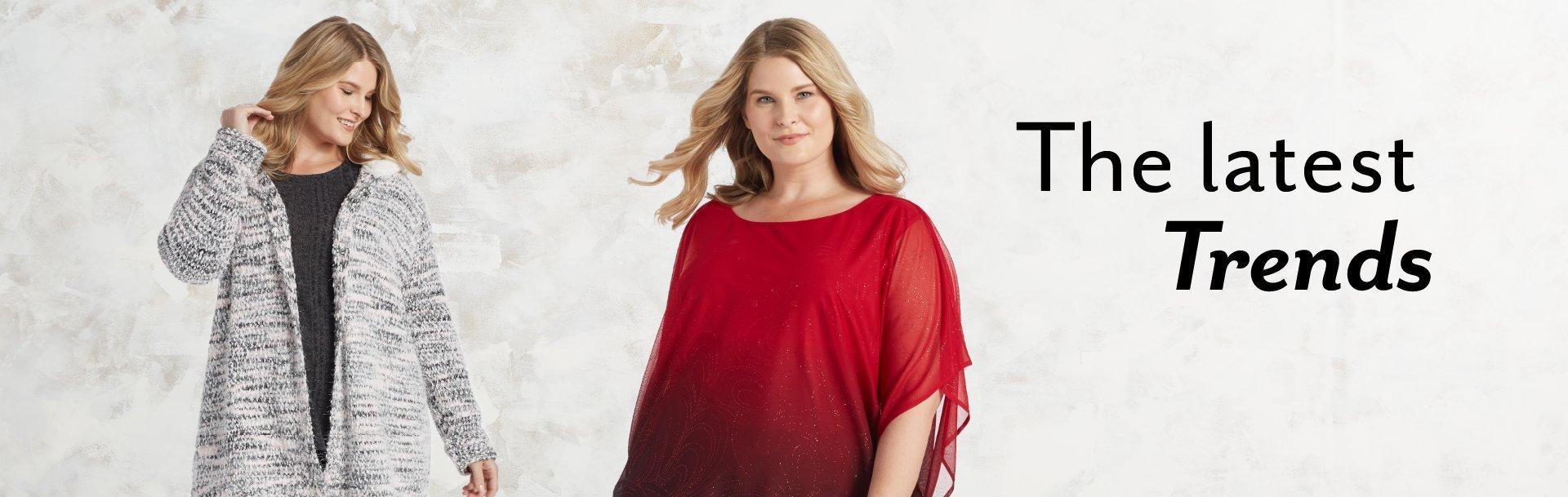Women\'s Plus Size Clothing | Burkes Outlet