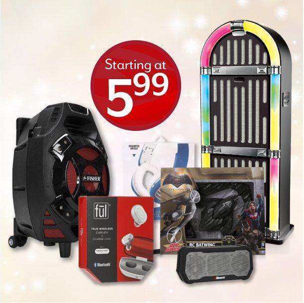 Shop Tech Gifts Burkes Outlet