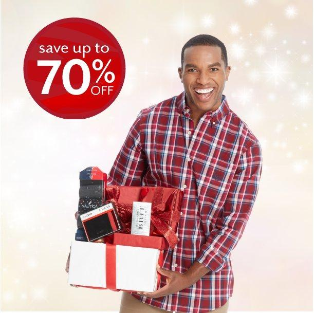 Shop Gifts for Him at Burkes Outlet