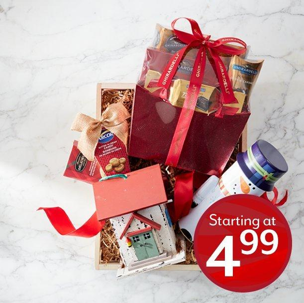 Shop Gourmet Food Gifts online at Burkes Outlet