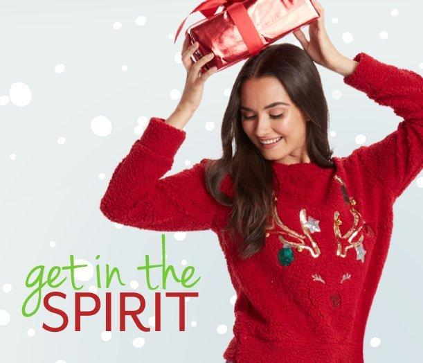 Shop Christmas Holiday Style at Burkes Outlet