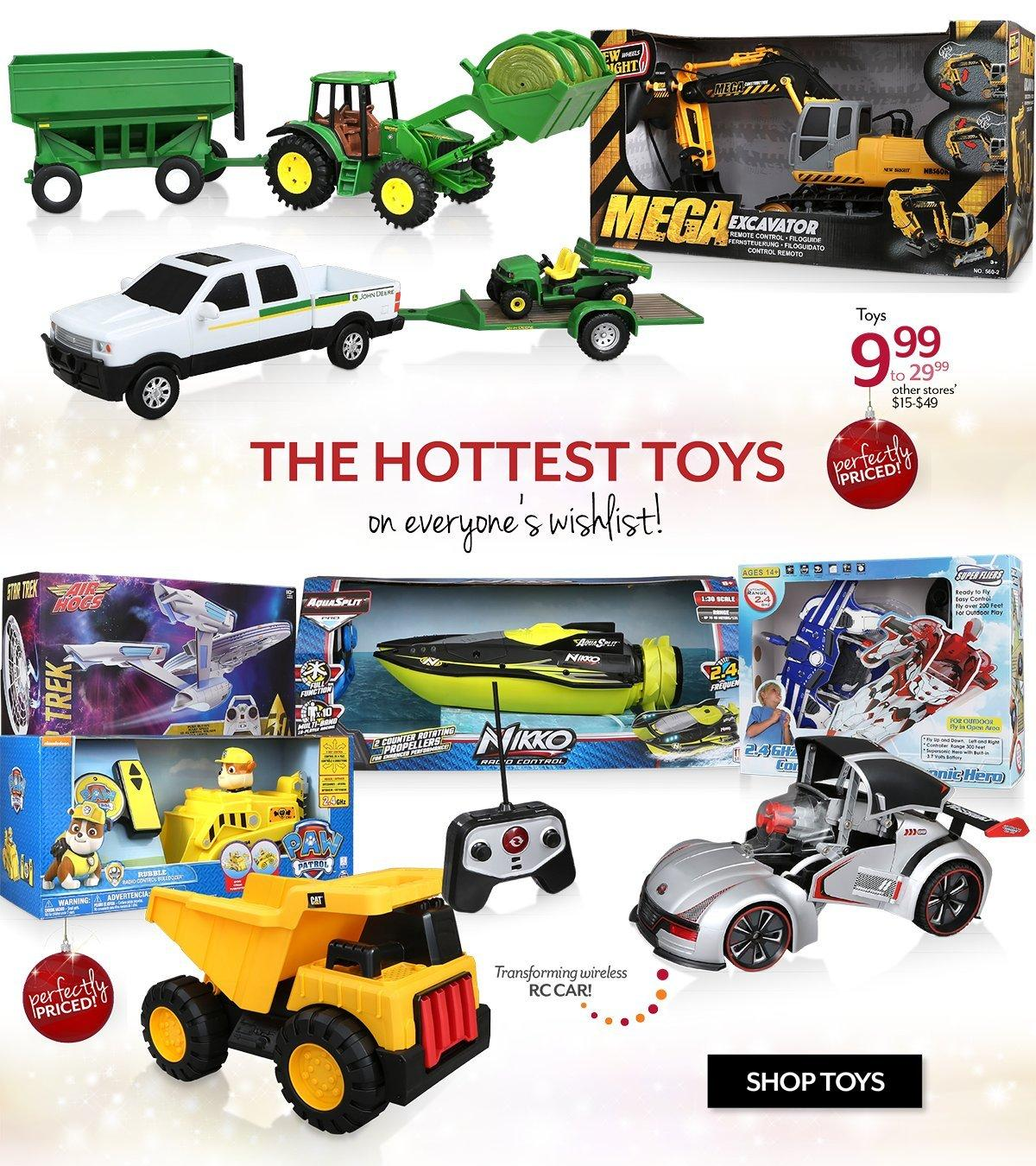 Shop Toys for Boys at Burkes Outlet