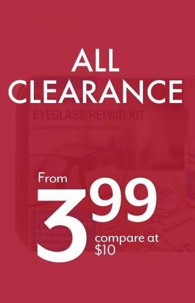All Clearance