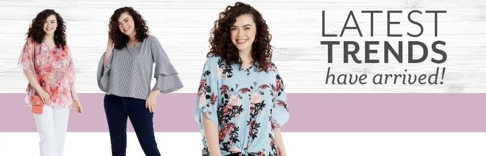 Women's Plus Size Clothing at Burkes Outlet