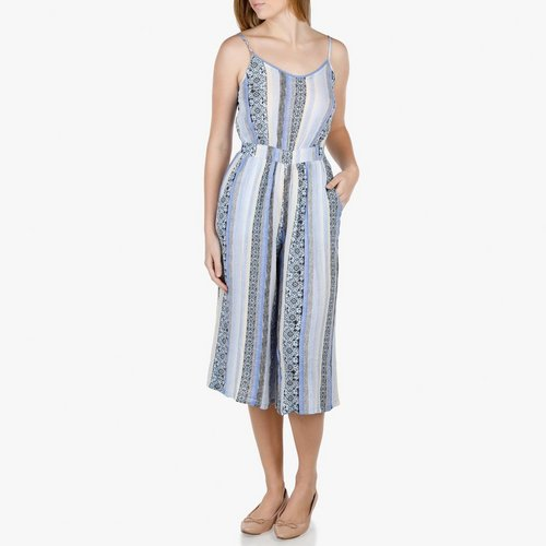 969b875a79af Junior Striped Print Jumpsuit - Blue. M  L. More Sizes