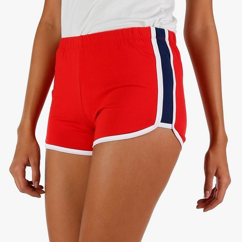 05139f24456cb0 Junior Active Side-Stripe Shorts - Red. M  L  XL. More Sizes