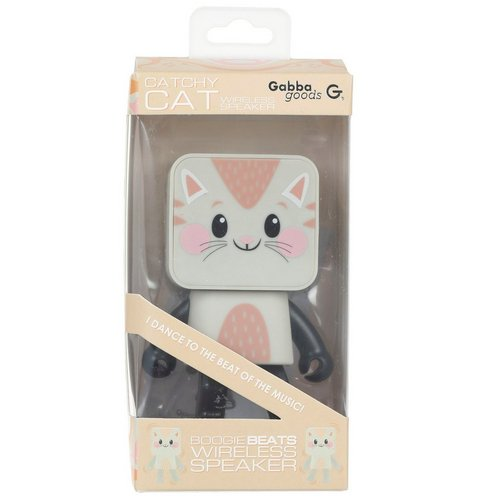 4706d748702 Catchy Cat Boogie Beats Wireless Speaker