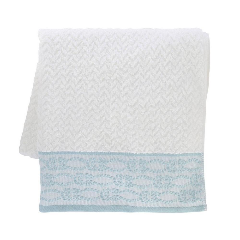 Fair Harbor Bath Towel Aqua