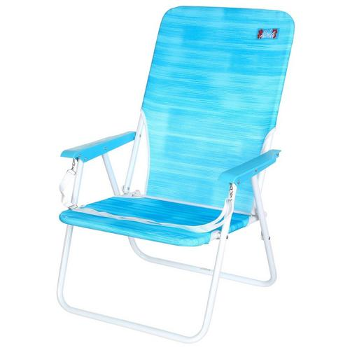 Sensational Aloha 1 Position Sunn Sport Beach Chair Aqua Beatyapartments Chair Design Images Beatyapartmentscom
