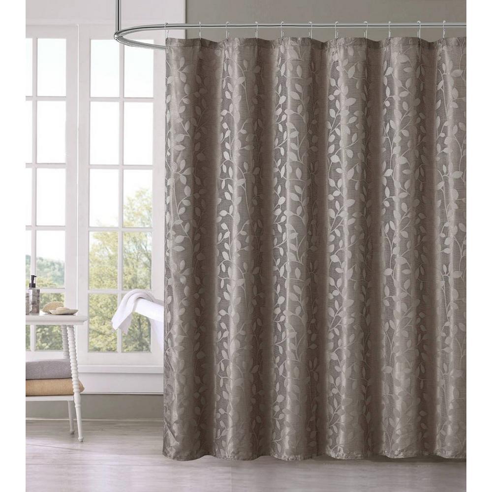 Maple Leaf 70X72 Shower Curtain