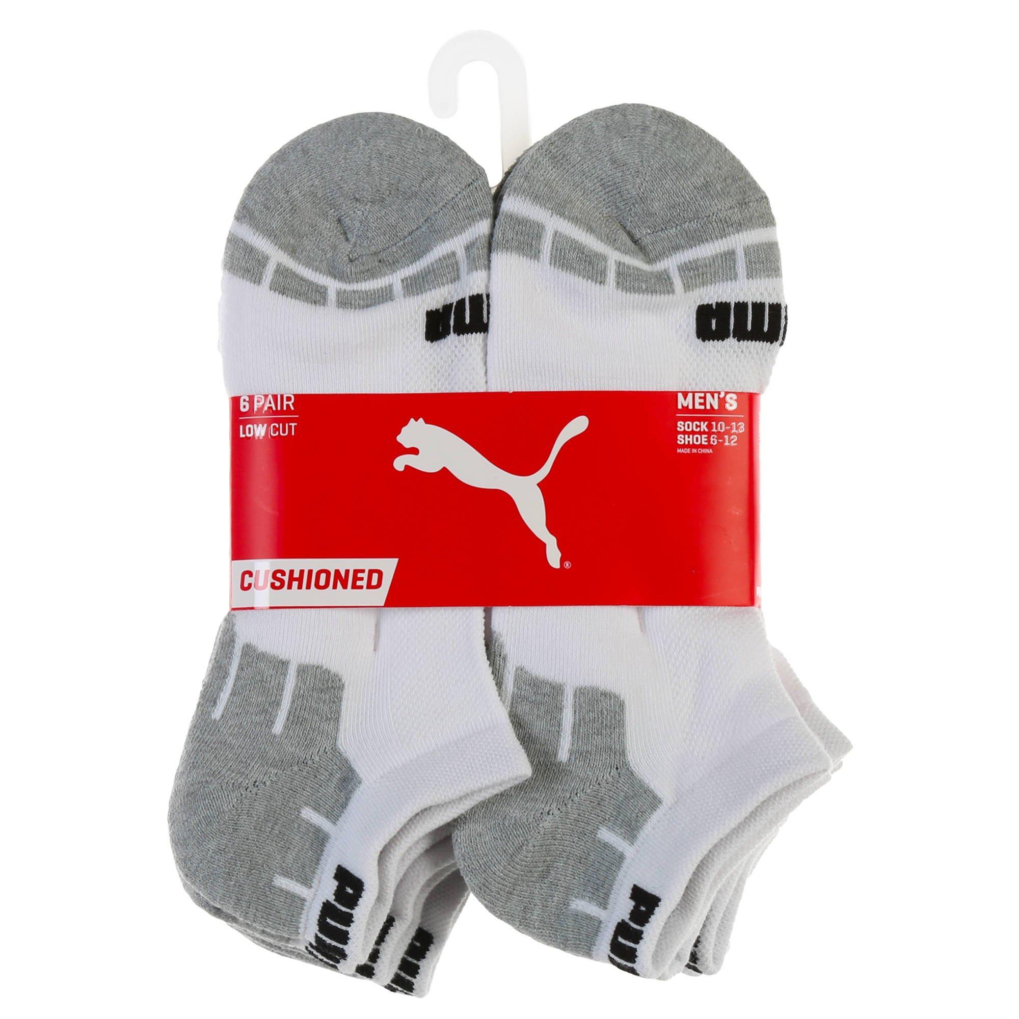 12 Pack Reebok Girls/' Lightweight Comfort Athletic Low Cut Socks