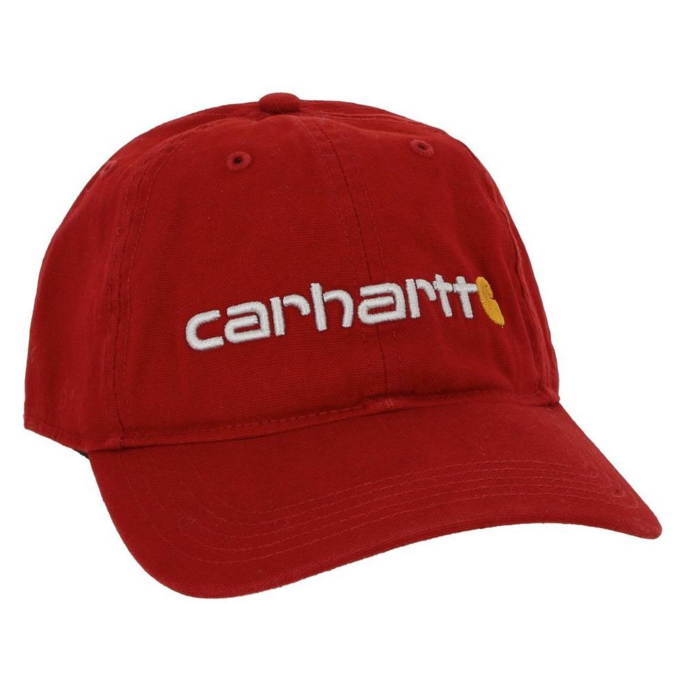 Carhartt FlexFit Hat - Red  78747ada1f9
